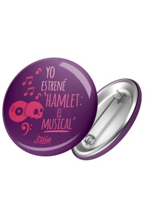 Yo estrené Hamlet el musical