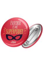 Escribir es mi superpoder