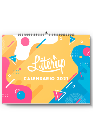 Calendario Literup