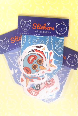Stickers Trospidamus